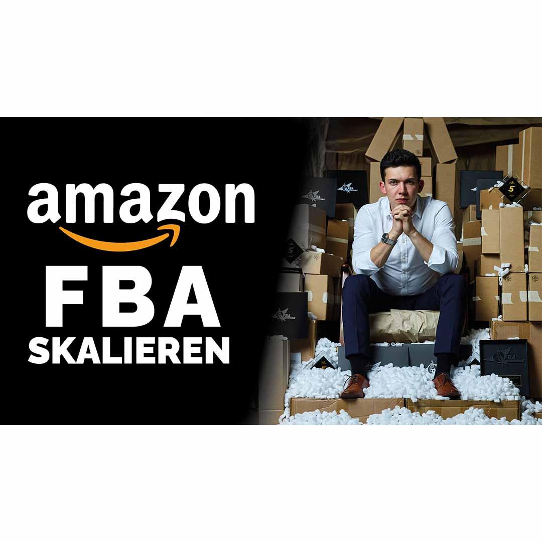 Amazon-FBA-Business-Skalieren